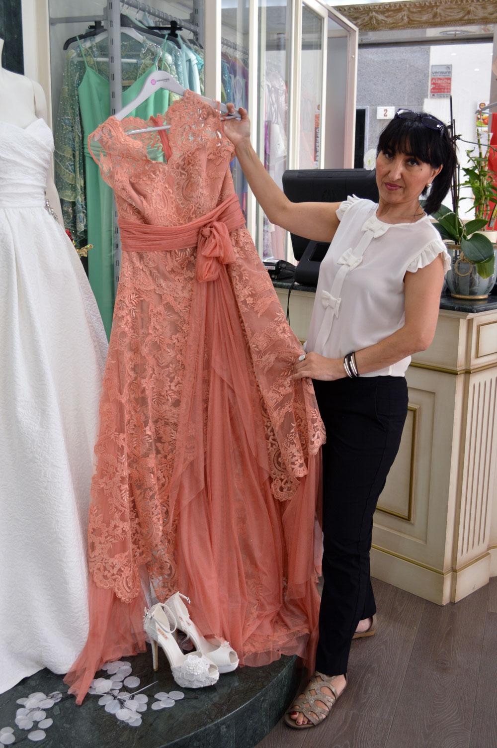 Vestidos novia la gioconda malaga
